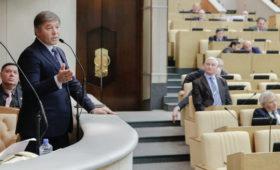 Закон о корректировке статьи УК о преступном сообществе внесли в Госдуму