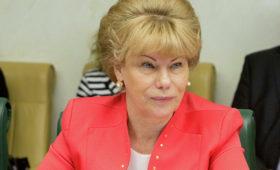 Татьяну Гигель переизбрали сенатором от республики Алтай
