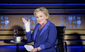Клинтон опубликовала пародию на послание Трампа в виде письма Хрущеву