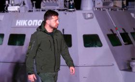 Зеленский назвал срок восстановления возвращенных Россией кораблей