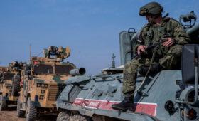 СМИ узнали об отмене патрулирования России и Турции в Сирии из-за погоды