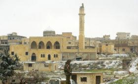 Россия отказалась гарантировать безопасность авиации Турции в Сирии