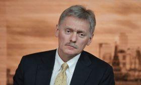 Песков прокомментировал предлагаемую поправку о сроках президента