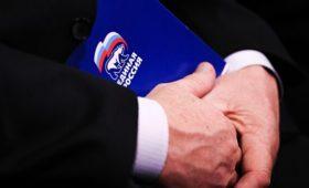 ЕР разберется с данными о якобы блокировке страниц с партийной повесткой