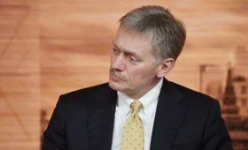 Песков оценил работу органов следствия в России