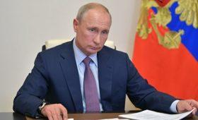 Путин прокомментировал результаты голосования по поправкам в Конституцию
