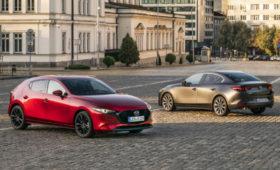 В России приостановлены продажи автомобилей Mazda 3