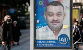 Партия Саакашвили снова бросит вызов правящей «Грузинской мечте»