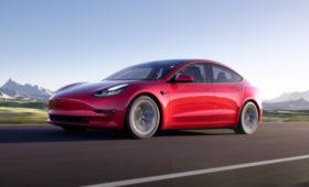 Седаны Tesla Model 3 китайской сборки будут поставлять в Европу