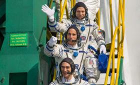 Der Tagesspiegel (Германия): как российские космонавты ремонтировали Международную космическую станцию