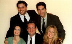 Мэттью Перри рассказал о начале съемок спецвыпуска сериала «Друзья»