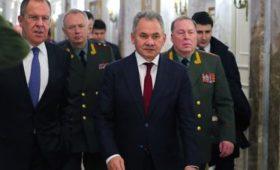 В Москве появляются новые идеи относительно Минска