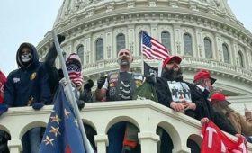 Ветеран МВД раскритиковал действия американских силовиков во время штурма Капитолия