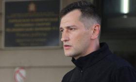 Суд отправил Олега Навального под домашний арест