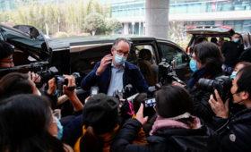 Science (США): «Политика там присутствовала постоянно». Глава миссии ВОЗ рассказывает о поездке в Китай с целью установить источник covid-19