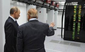 В РАН заявили о катастрофическом отставании России по суперкомпьютерам