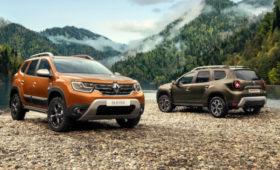 Новый Renault Duster: комплектации и цены в России