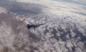 Минобороны сообщило об аварии на дальнем бомбардировщике Ту-22М3