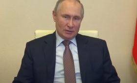 Путин заявил о недопустимости «дикого капитализма»