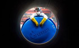 «Газпром» отчитался о падении прибыли почти в девять раз