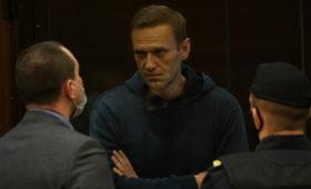 Суд утвердил штраф Навальному по делу о клевете на ветерана