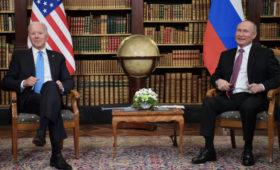 Байден назвал сферы потенциального сотрудничества России и США