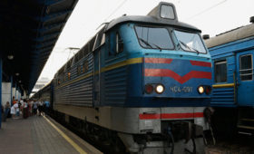 Цензор.НЕТ (Украина): преддефолтная «Украинская железная дорога»