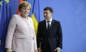 Встреча Зеленского и Меркель: почему Украине в Берлине мало что светит (Главред, Украина)