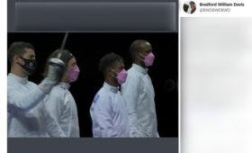 Безумие розовых масок: кто ненавидит спортсменов России в Токио