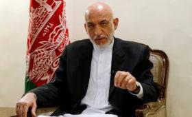 CNN узнал о фактическом домашнем аресте афганского экс-президента Карзая»/>