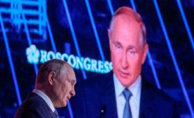 Путин заявил, что ему будет жалко отпускать Шойгу и Лаврова в Госдуму»/>
