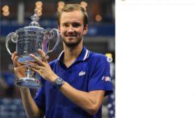 На Западе отреагировали на победу российского теннисиста Медведева на US Open
