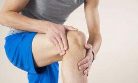 Как спасти больные колени