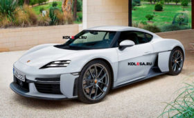 Porsche готовит преемника 718 Cayman, который перейдёт на электротягу: первое изображение