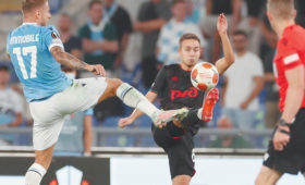 Омари Тетрадзе дал совет «Локомотиву» перед матчем с «Галатасараем»