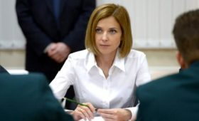 Гарнитур генеральши Поклонской: Прокурор, депутат, а теперь дипломат